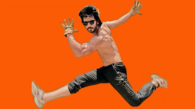 Dancing star: Gashmeer Mahajani