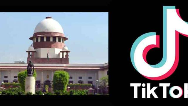 Ban on TikTok App: SC asks Madras HC to decide plea for lifting ban on April 24