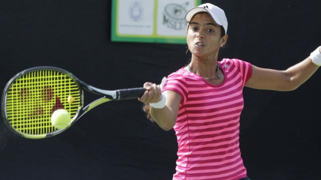 Pune's Ankita bows out of French Open qualifiers