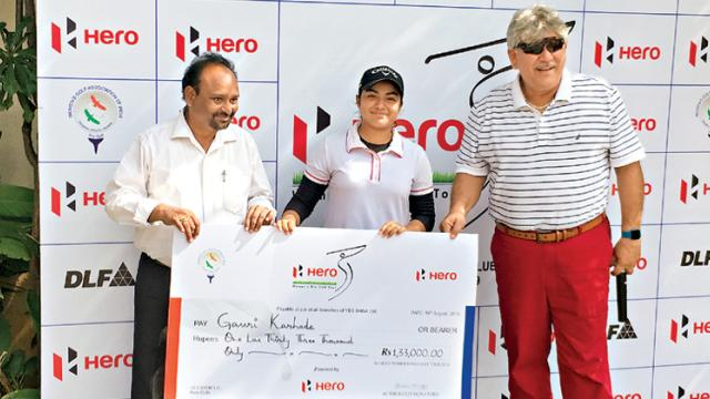 Karhade wins maiden title on Hero WPGT