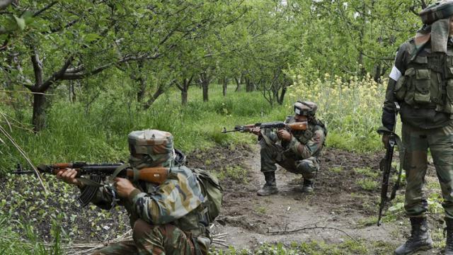 Two civilians killed in grenade attack in Kashmir