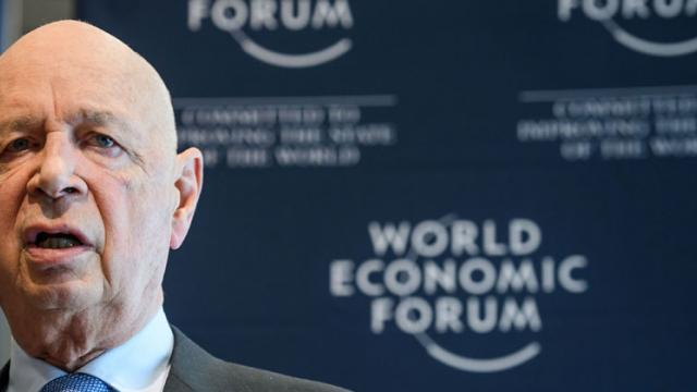 World Economic Forum (WEF) founder and executive chairman Klaus Schwab