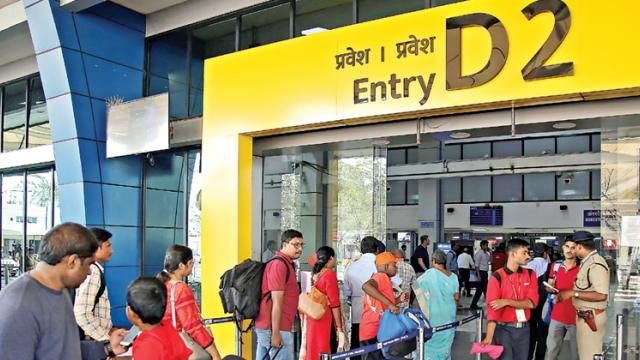 Pune airport gets a makeover