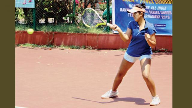 Radhika and Sonal score contrasting wins