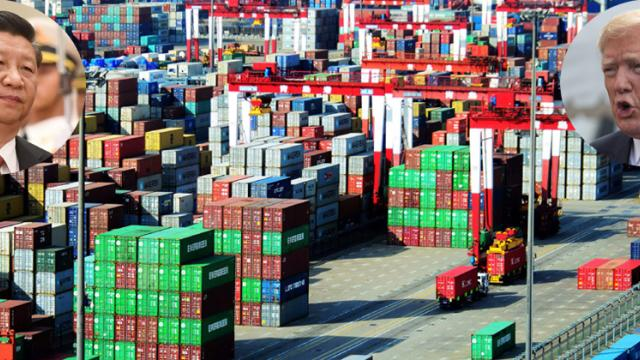 Trump escalates China trade war with extra tariffs
