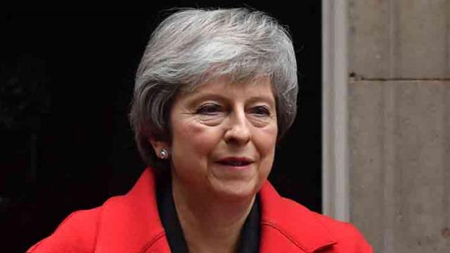 Theresa May suffers crushing defeat over Brexit deal
