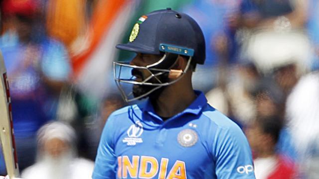 ICC Cricket World Cup 2019: Kohli becomes fastest to score 20000 international runs