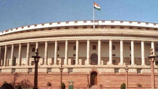 Winter session from Mon, drought