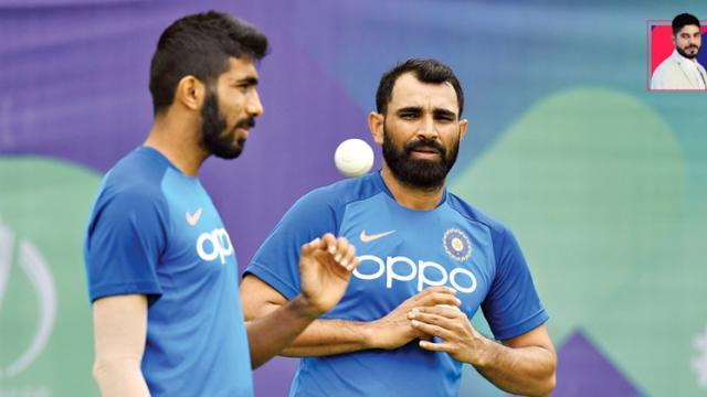 ICC Cricket World Cup 2019: India face lowly Afghanistan