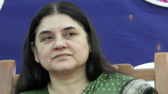 Law Ministry endorses removal of time limit to report child sexual abuse: Maneka Gandhi