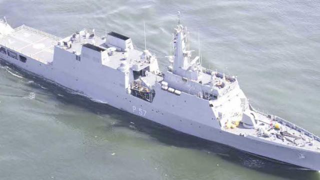 Indian Navy ship makes second arms seizure off Somalia coast in six days