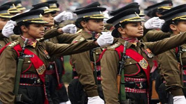 Army's move to recruit Women into the Military Police welcomed