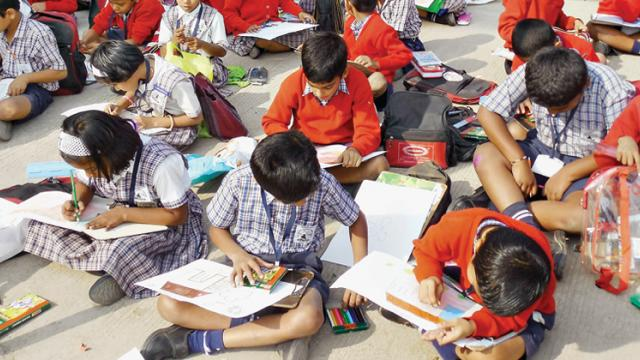 Sakal Drawing Competition to be held on Dec 16