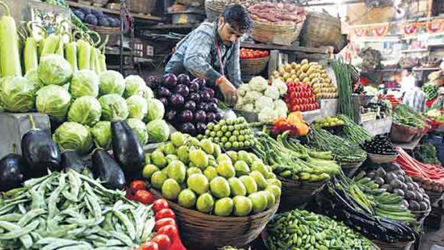 Veggie prices go up again in city