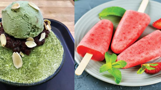 Healthy scoops
