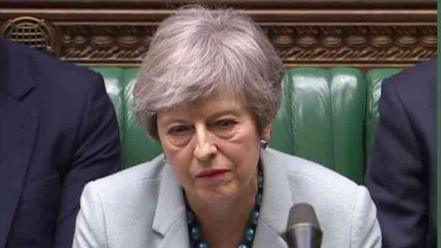 UK MPs seize control of Brexit process
