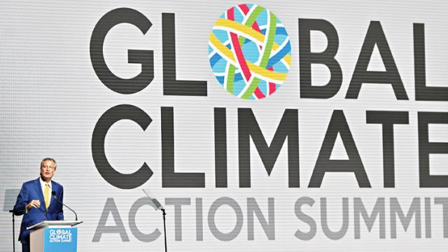Global summit showcases surge of climate action: UN officials