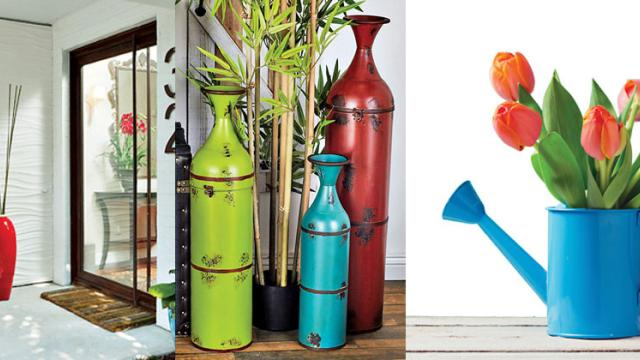 Versatile vases