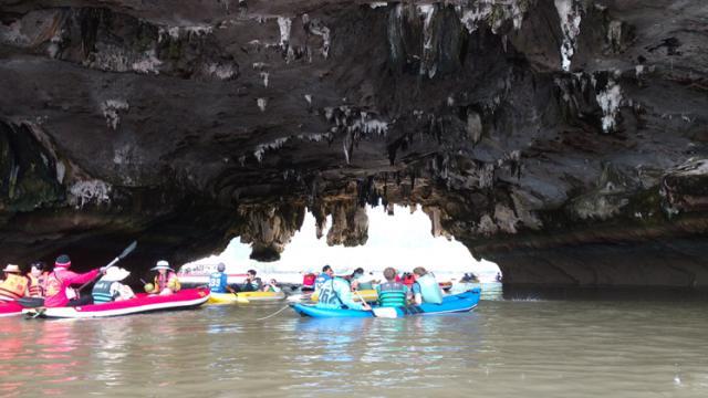 James Bond Island Cave Tour