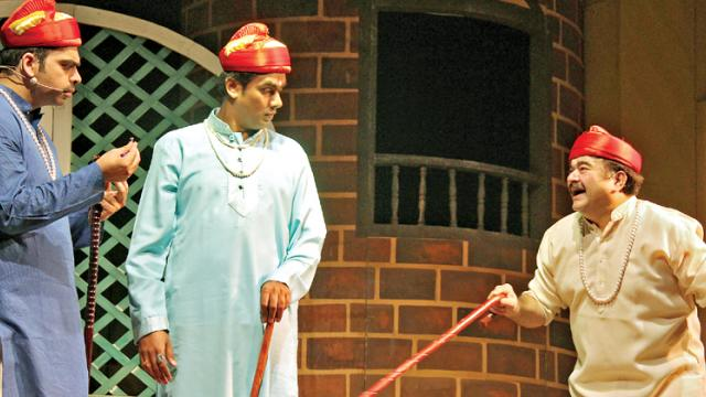 Prashant Damle's plays were a big hit in the mid '90s