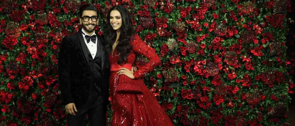 Wedding reception party of actors Ranveer Singh and Deepika Padukone in Mumbai