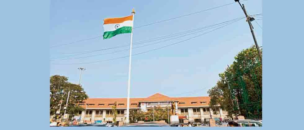 Pune station gets a 100-feet tall flagpost for Republic Day this yr
