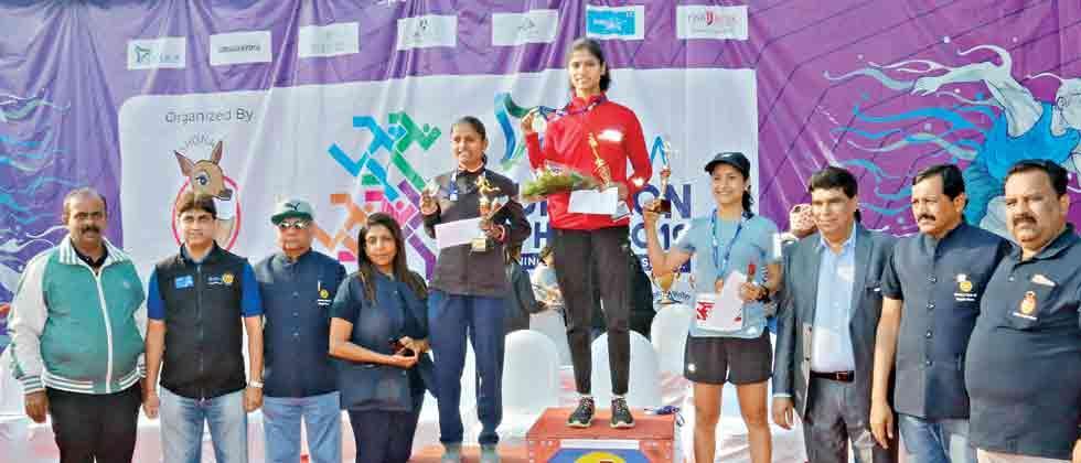 Aditya, Vinaya top field in Runathon of Hope