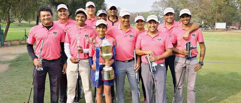 Panchshil wins Poona Club Golf League