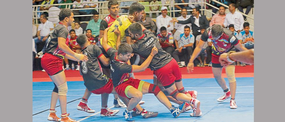 Men's and women's teams from Pune will face Junnar and Pimpri Chinchwad in finals respectively