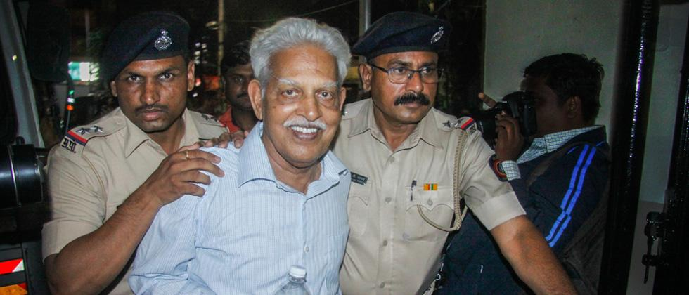Varavara Rao reaches home, under house arrest as per apex court directive