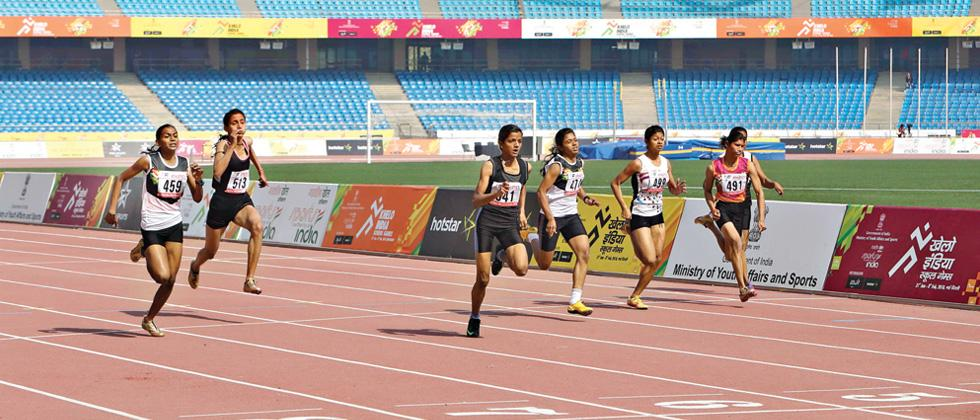 Pune girl Avantika shines in Delhi