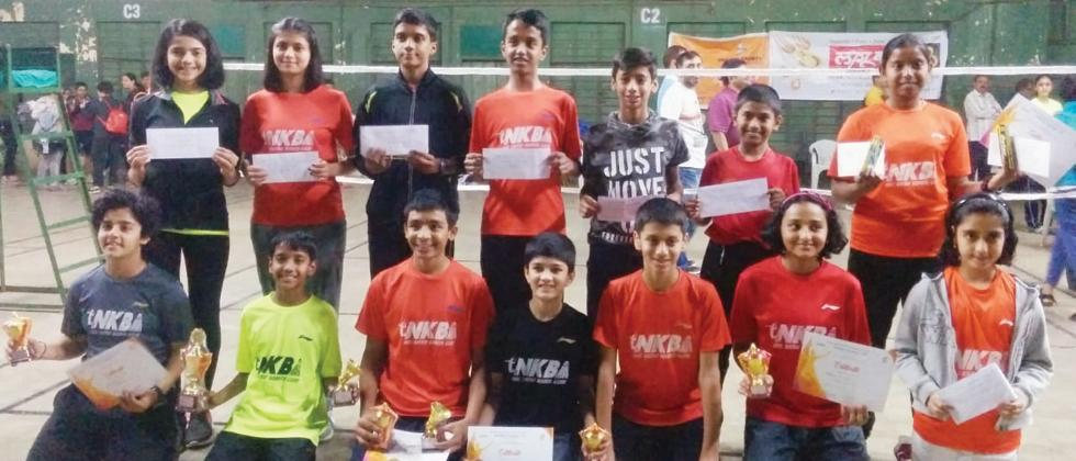 Arijeet, Aditya clinch titles at MMB Championship