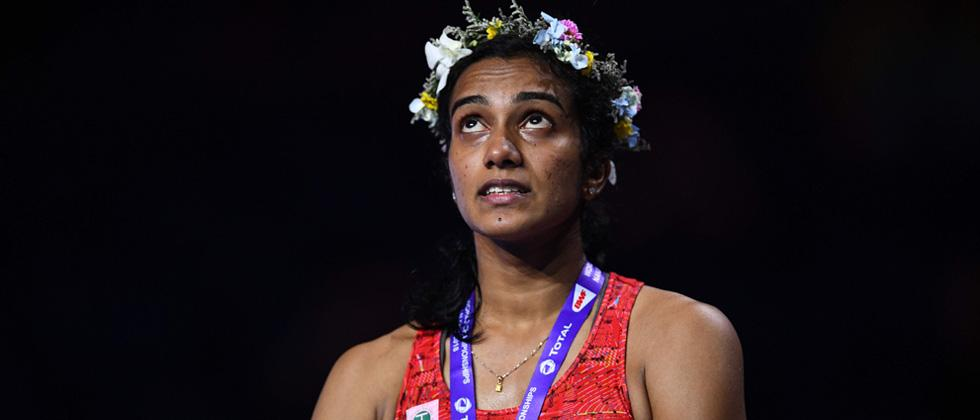 PV Sindhu loses final yet again, settles for silver at World Championships
