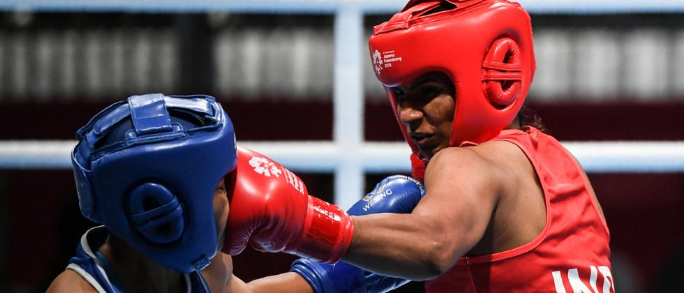 India's challenge shrinks in boxing