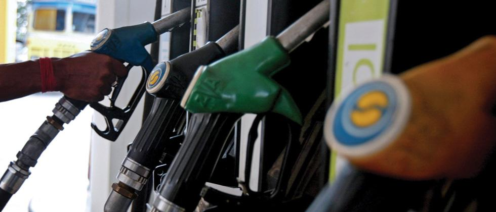 Petrol, diesel prices fall 9 paise on Saturday