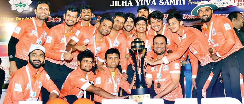 Aundh Fighters win thriller to lift title