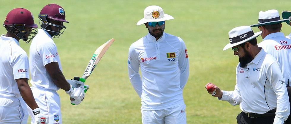 Chandimal pleads not guilty, hearing after end of 2nd Test