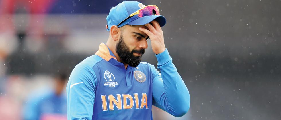 ICC Cricket World Cup 2019: India's middle-order woes exposed at the worst possible time