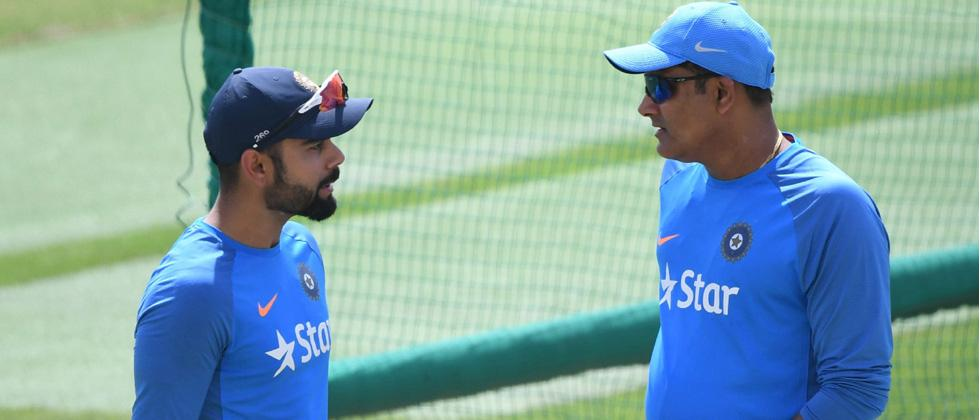 Partnership with Kohli had become untenable, says Kumble