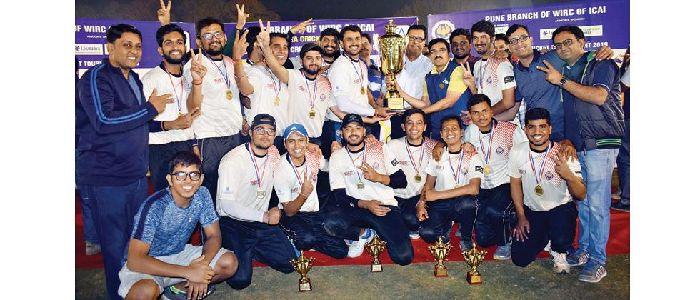 SBH Smashers clinches title