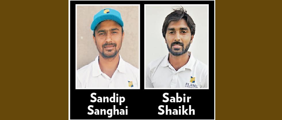 Sabir, Sandip shine as Syntel and Infosys win