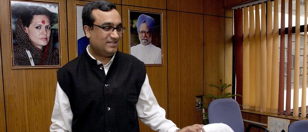 Ajay Maken resigns as Congress's Delhi unit chief