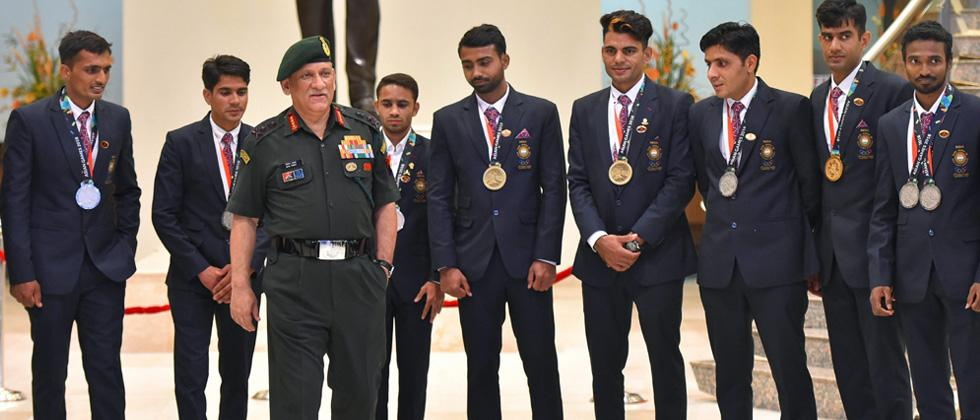 If Pak stops terrorism, we will also 'be like Neeraj Chopra': Army Chief
