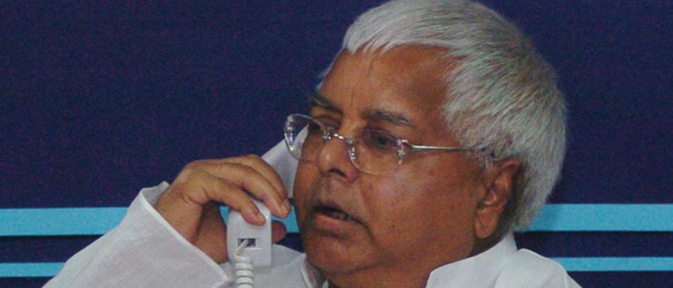 IRCTC scam: Delhi court extends Lalu Prasad's interim bail till Jan 28