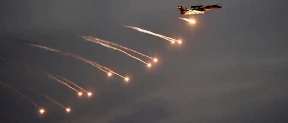India carries out air strikes inside Pakistan: Sources