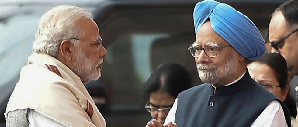 Manmohan attacks Modi again on Pak collusion issue