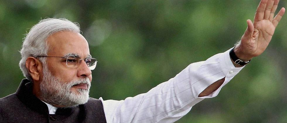 PM Modi visits AIIMS to enquire on Vajpayee's health