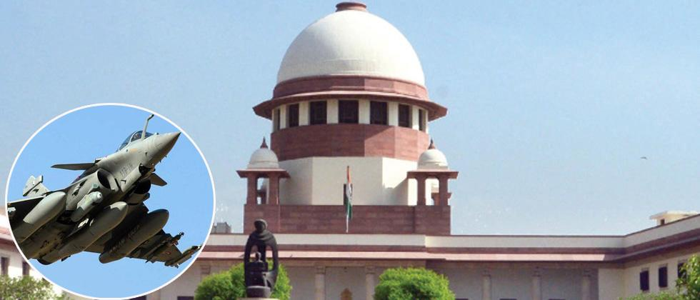 SC to pronounce verdict Friday on pleas seeking probe in Rafale fighter jet deal with France
