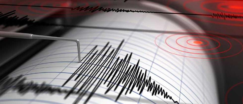 Tremors in north India