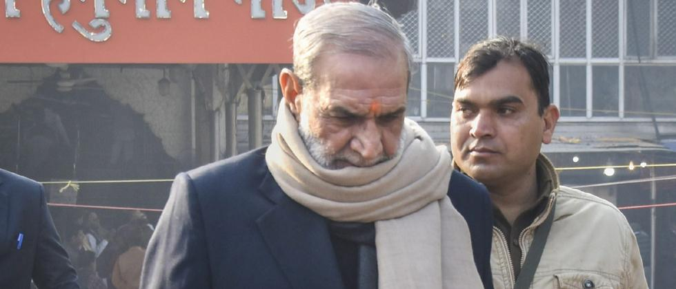 1984 anti-Sikh riots: SC notice to CBI on Sajjan Kumar's appeal